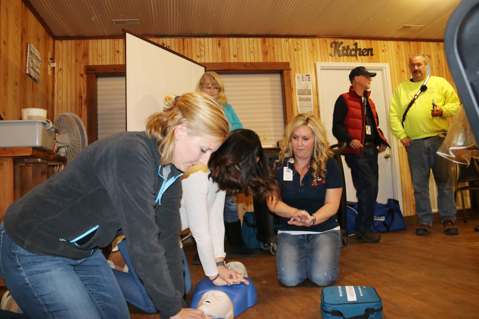 Class Teaches Ozark Countians Cpr And Other Ways To Save A Life