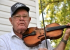 H.K. Silvey, the Ozarks fiddler who made it to the moon